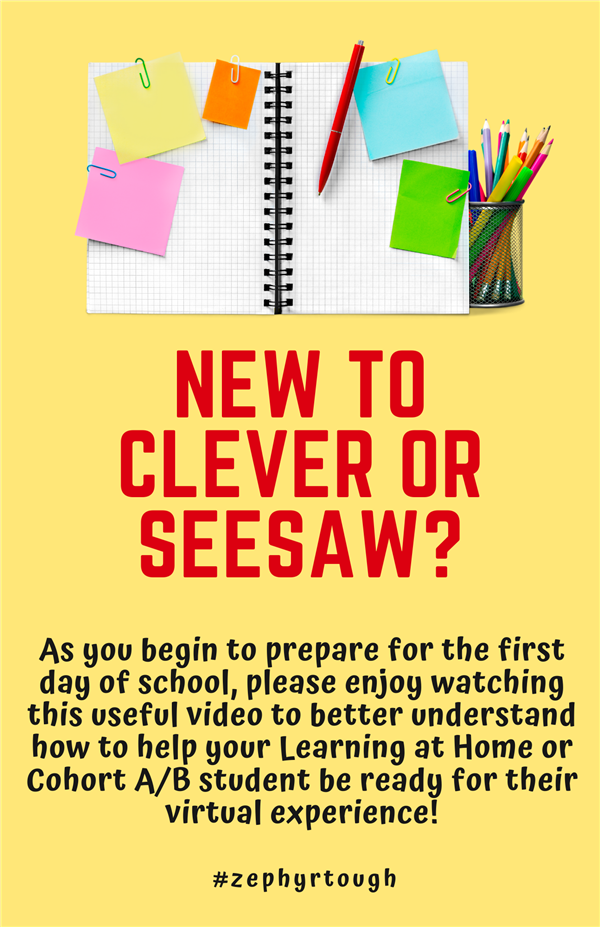 Understanding Clever + Seesaw Video