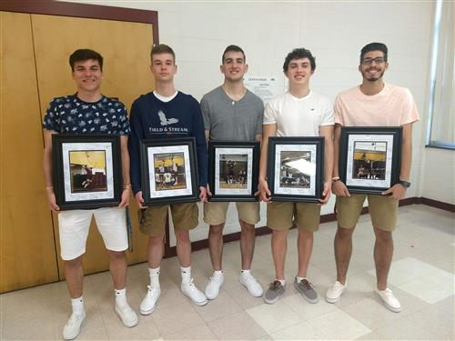 Whitehall Boys Volleyball Banquet