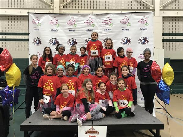 Zephyr Elementary Girls On the Run!